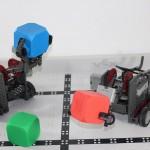 Robotics club claw bots