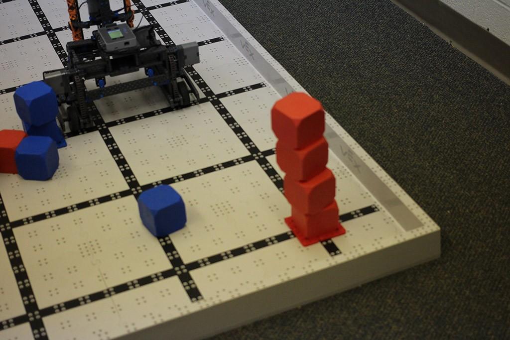 awesome driver skills score robotics team