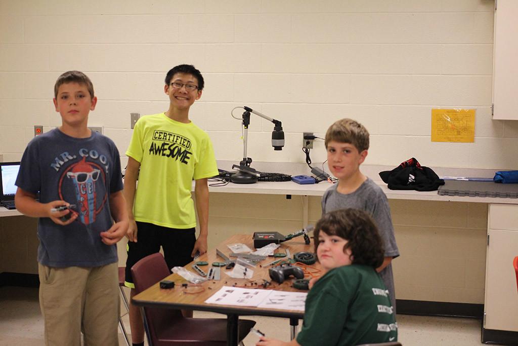 vex robotics team 5794b