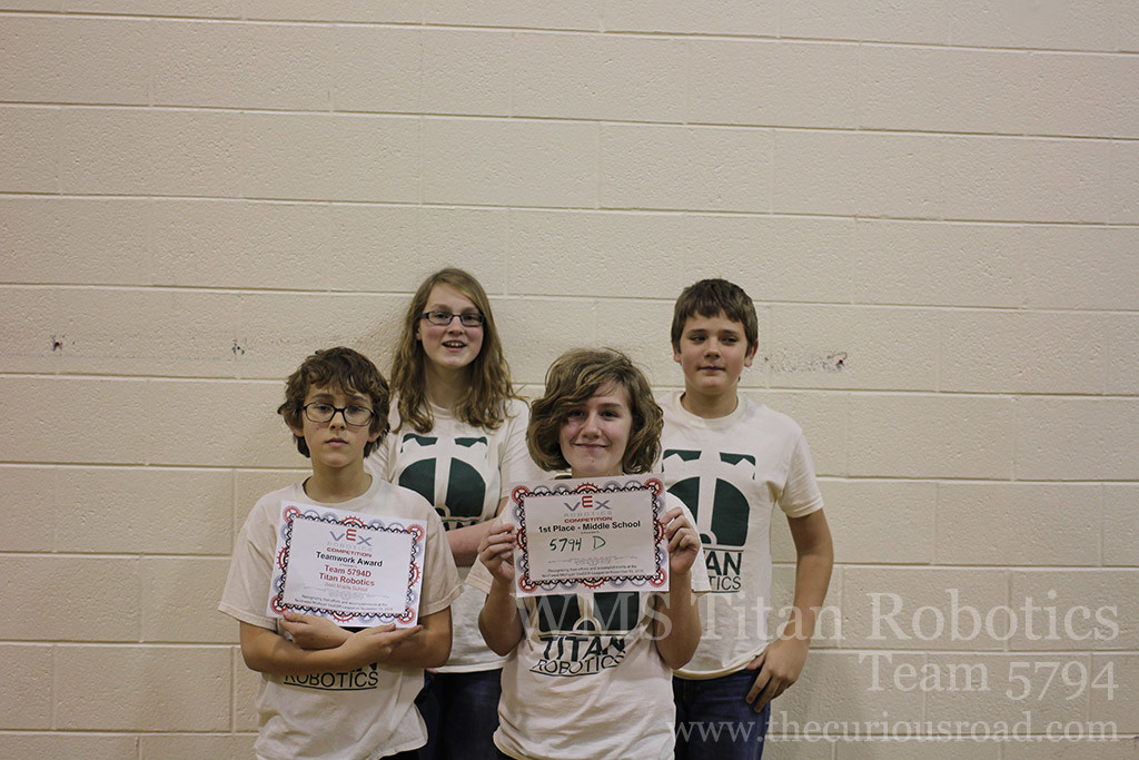Robotics Team 5794D