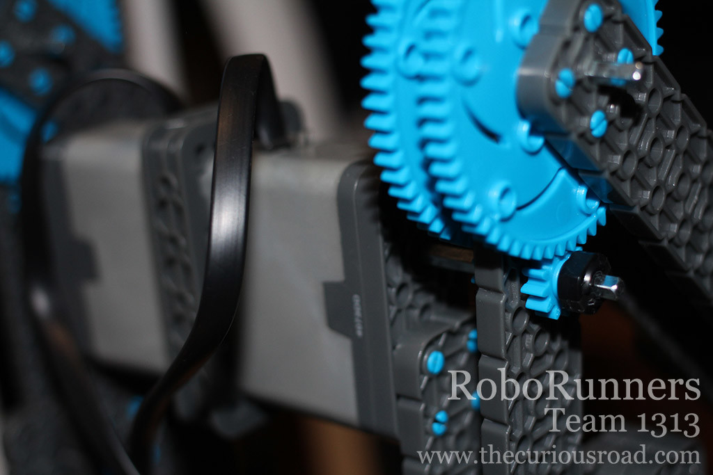RoboRunners competition robot