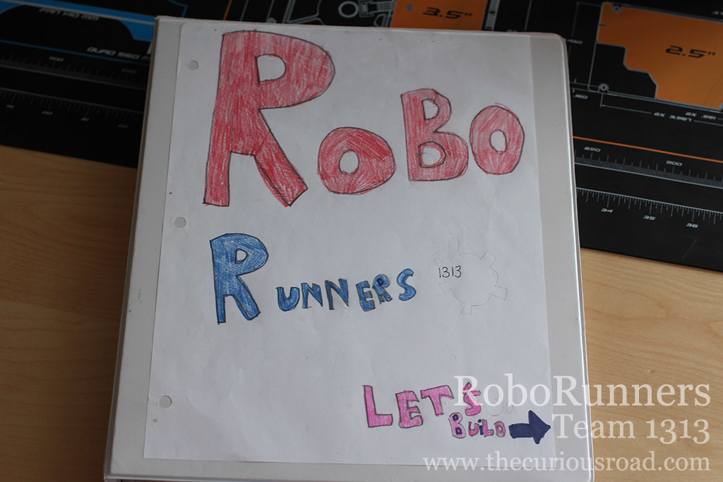 Engineering notebook for the RoboRunners